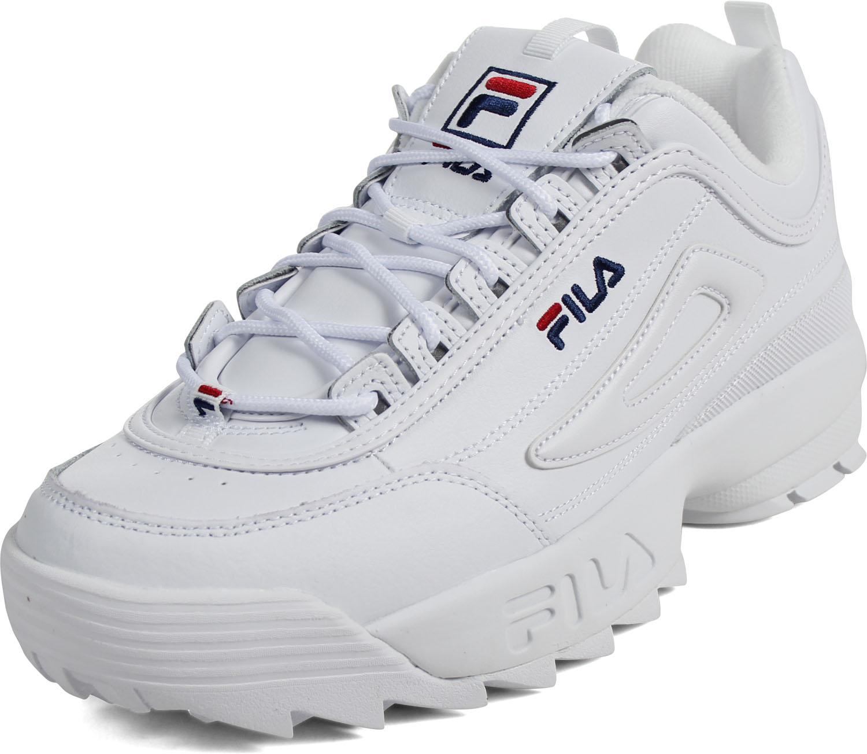 Fila Mens Disruptor Ii Premium Sneakers