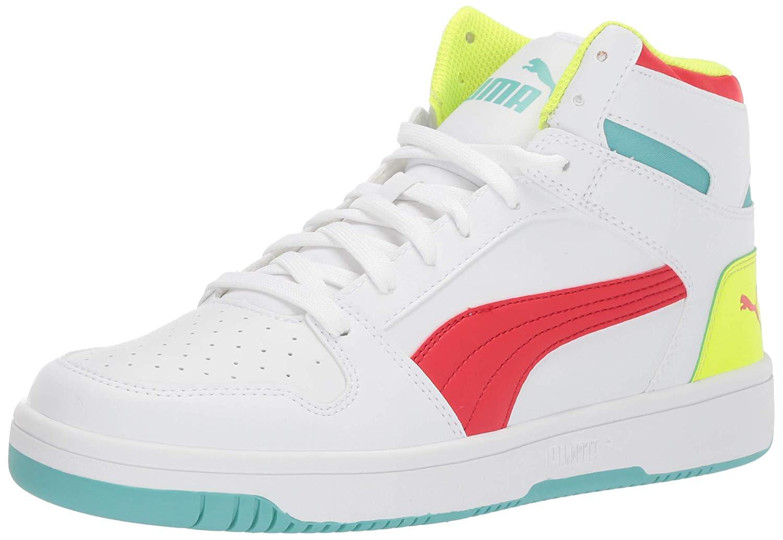 puma rebound sneakers