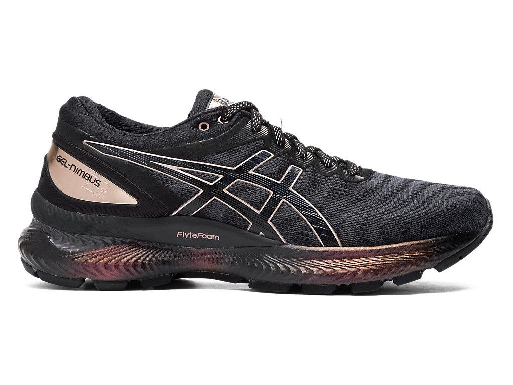 Asics - Womens Gel-Nimbus 22 Platinum Sneaker
