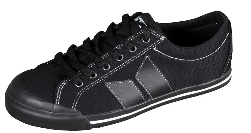 Eliot Premium - Vegan Shoes In Black/Herringbone By ...