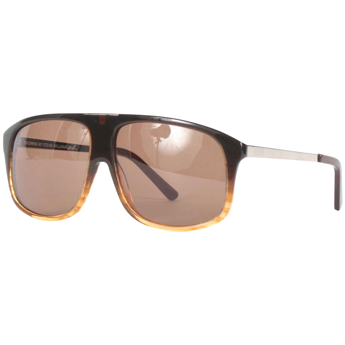 Image of 9Five - Crowns Sunglasses in Tortoise
