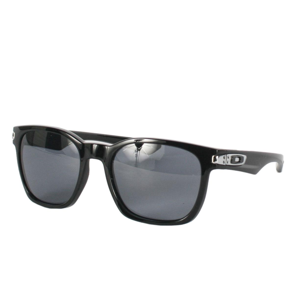 Oakley Mens Garage Rock Sunglasses In Polished Black W