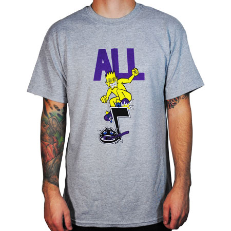 Image of All - Mens Skateroy T-Shirt