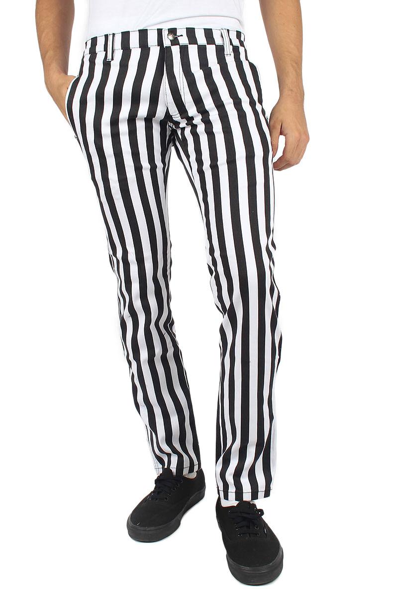 mens striped pants - Pi Pants