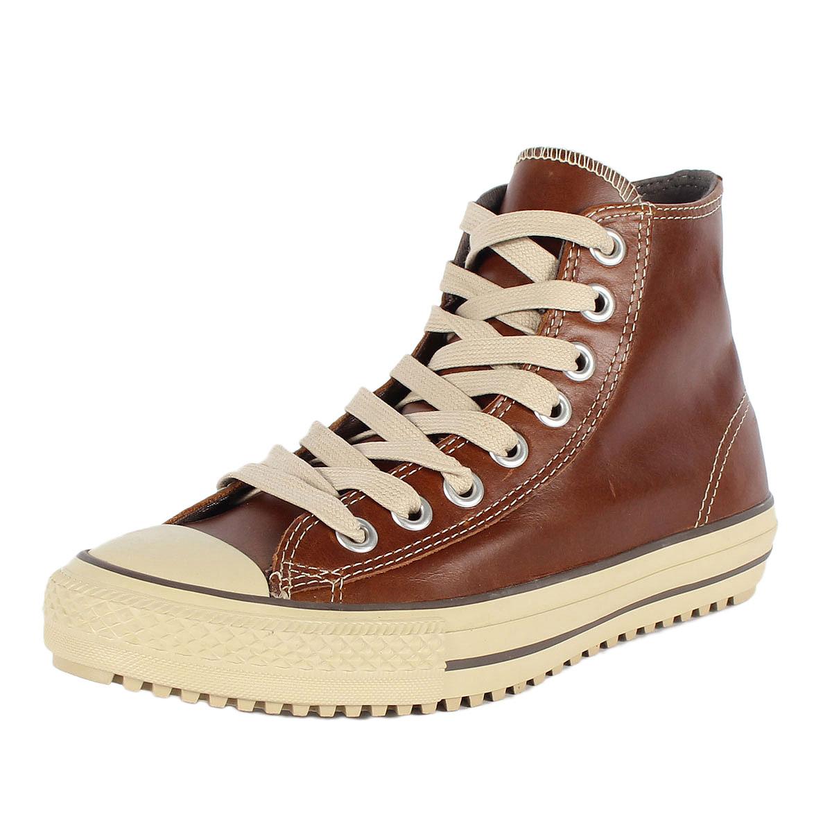 Converse - Chuck Taylor Hi-top Boots in Pine Cone