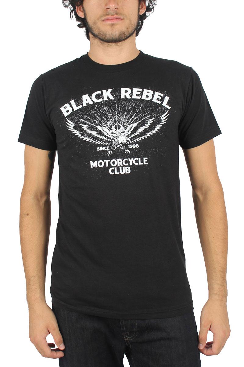 T shirt black rebel motorcycle club - T Shirt Black Rebel Motorcycle Club 18