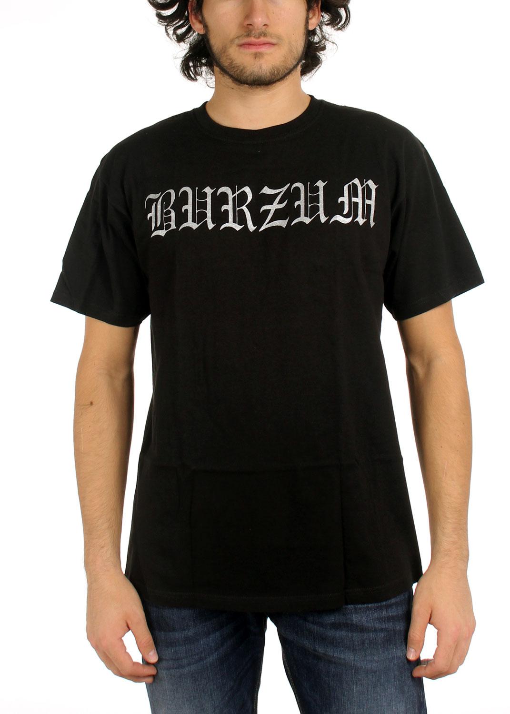 Burzum - Logo Adult T-Shirt