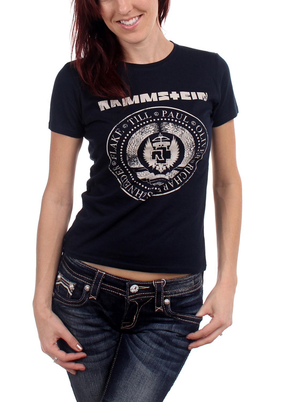 Rammstein - Womens Est. 1994 T-Shirt