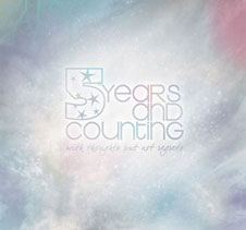Image of 5 Years and Counting - With Thoughts But Not Regrets - CD/Album