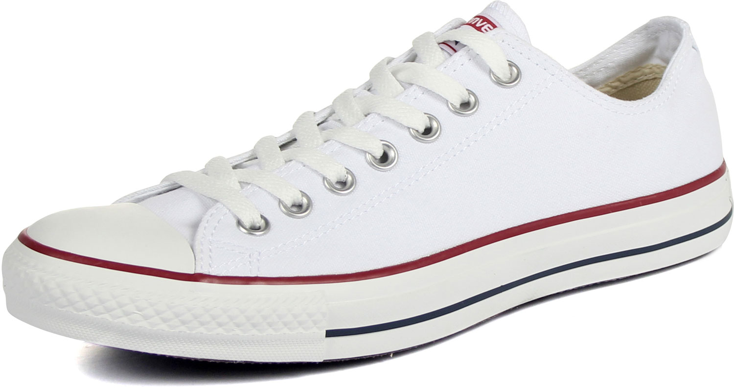 29b084dbd460 Converse Chuck Taylor All Star Shoes (M7652) Low Top in Optical ...