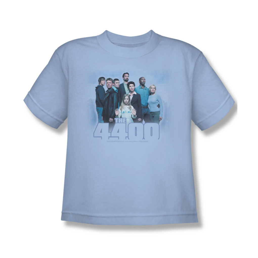 Image of 4400 - By The Lake - Youth Light Blue S/S T-Shirt For Boys