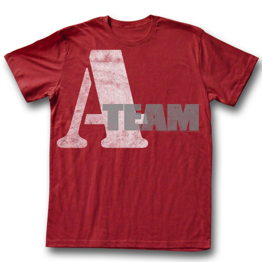 Image of A-Team - Mens A Day T-Shirt