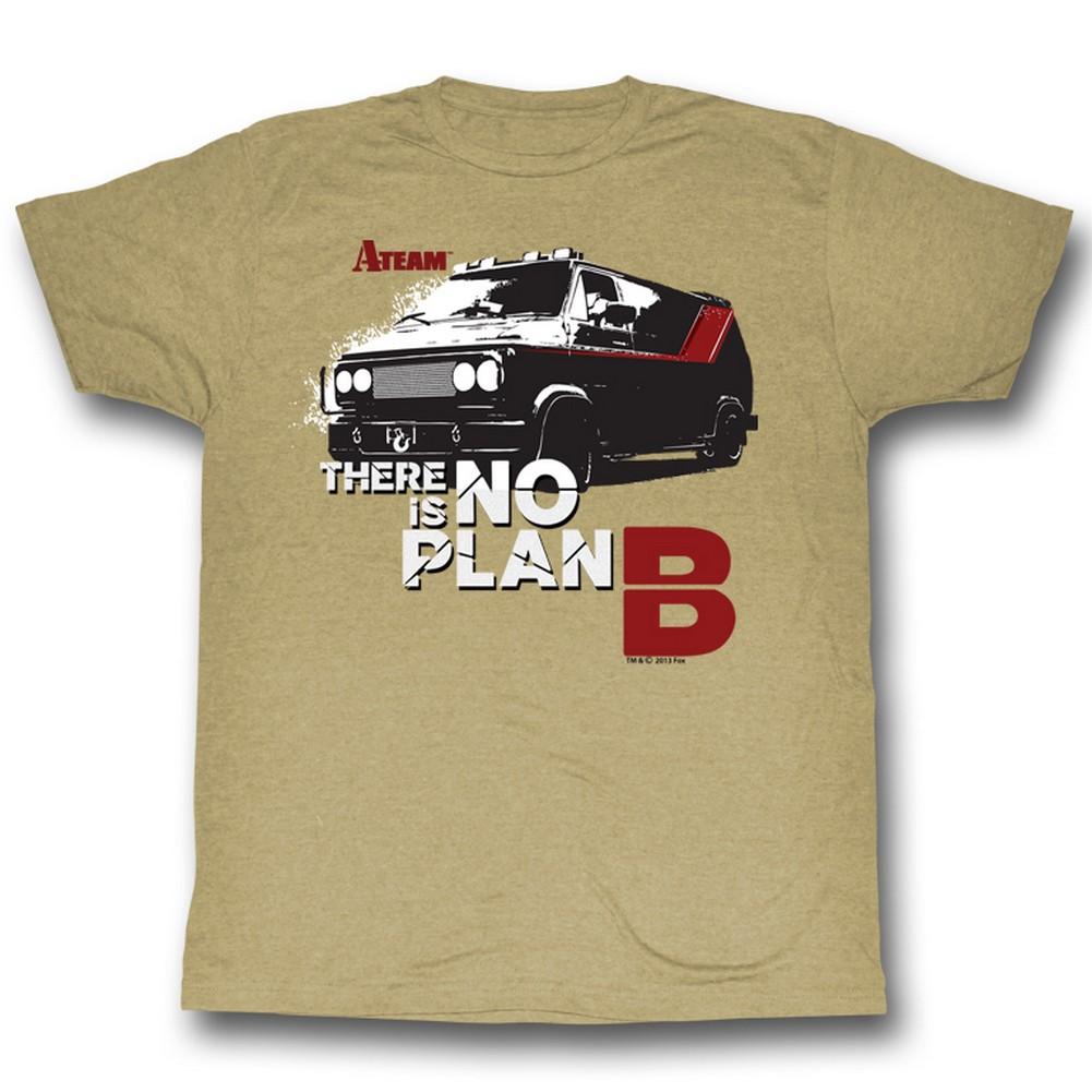 Image of A-Team - Mens B Plan T-Shirt