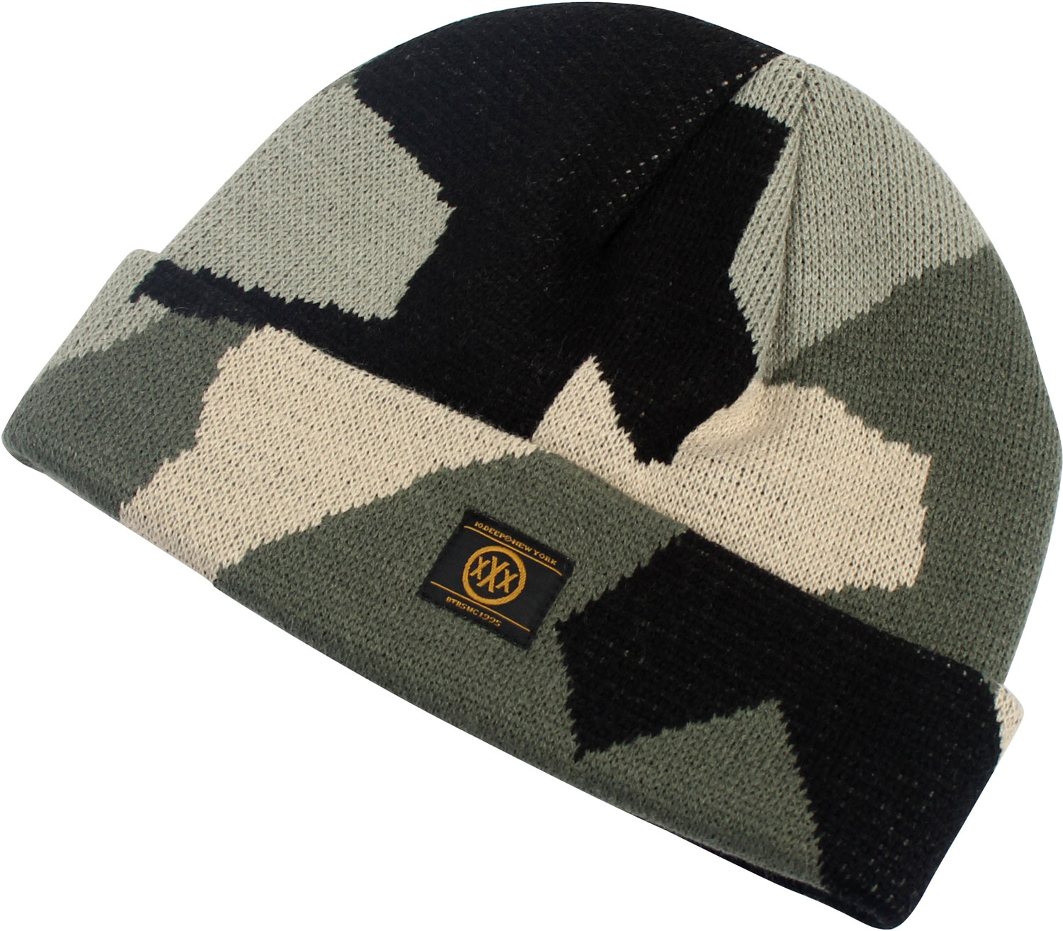 Image of 10 Deep - DPM Knit Beanie