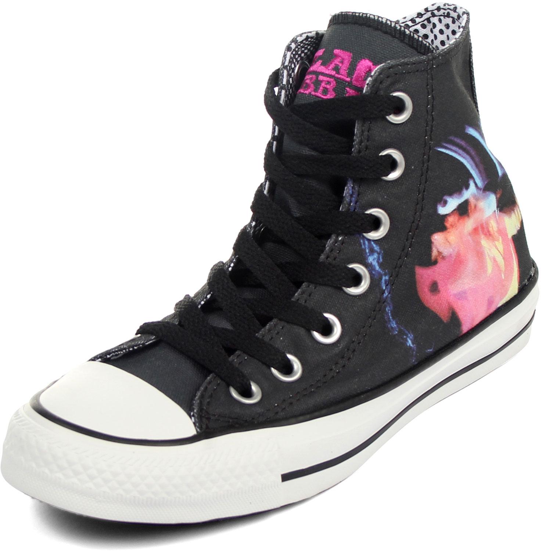 Converse Chuck Taylor Black Sabbath Edition Paranoid Shoes
