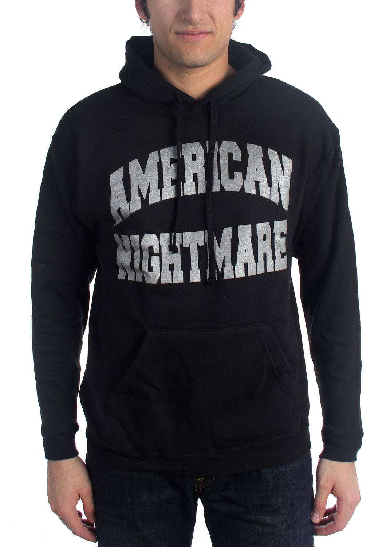Image of American Nightmare - Mens Collegiate Letter Hoodie