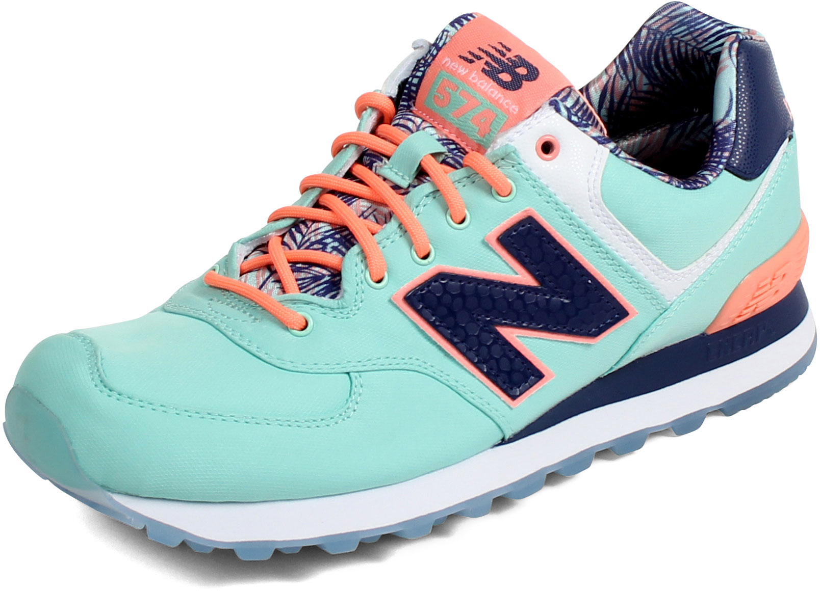 new arrival 70bb8 556b0 New Balance - Womens 574 Island Shoes
