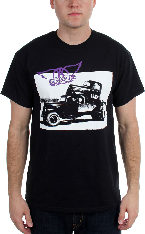 Image of Aerosmith - Mens Pump T-Shirt