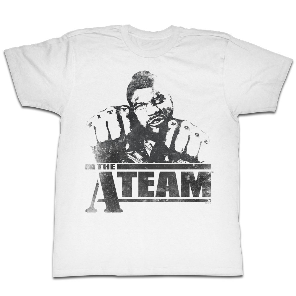 Image of Ateam - Mens Pity Fade T-Shirt