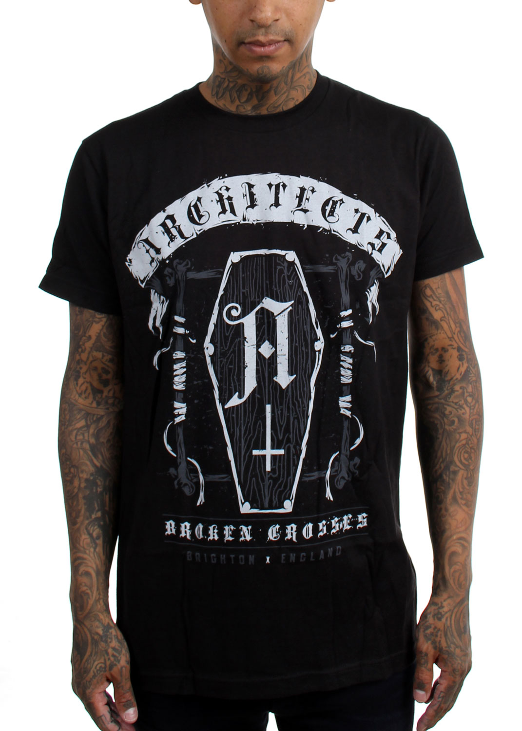 Image of Architects, The - Mens Coffin T-Shirt