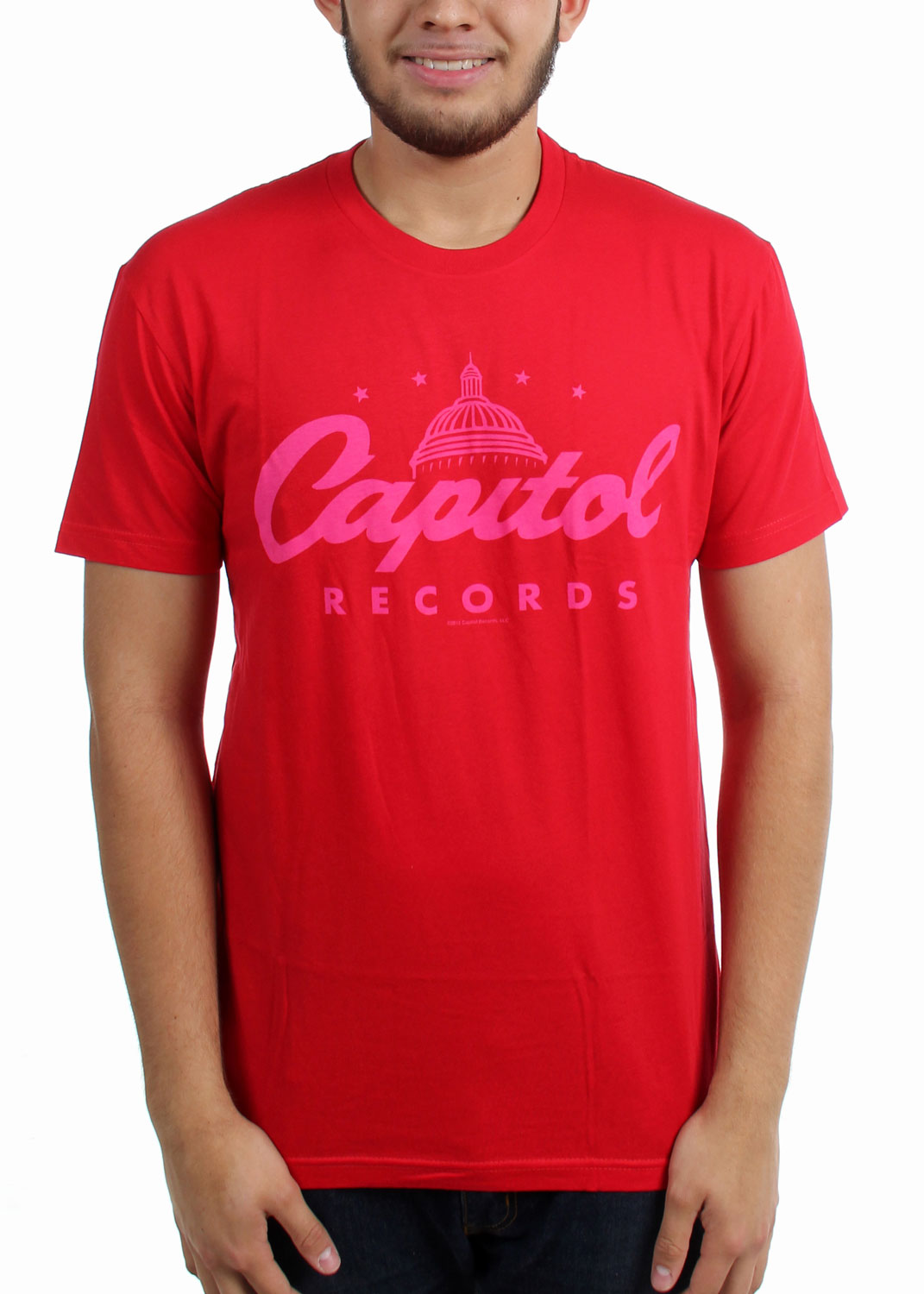 Image of Archives - Mens Capitol Pop T-Shirt