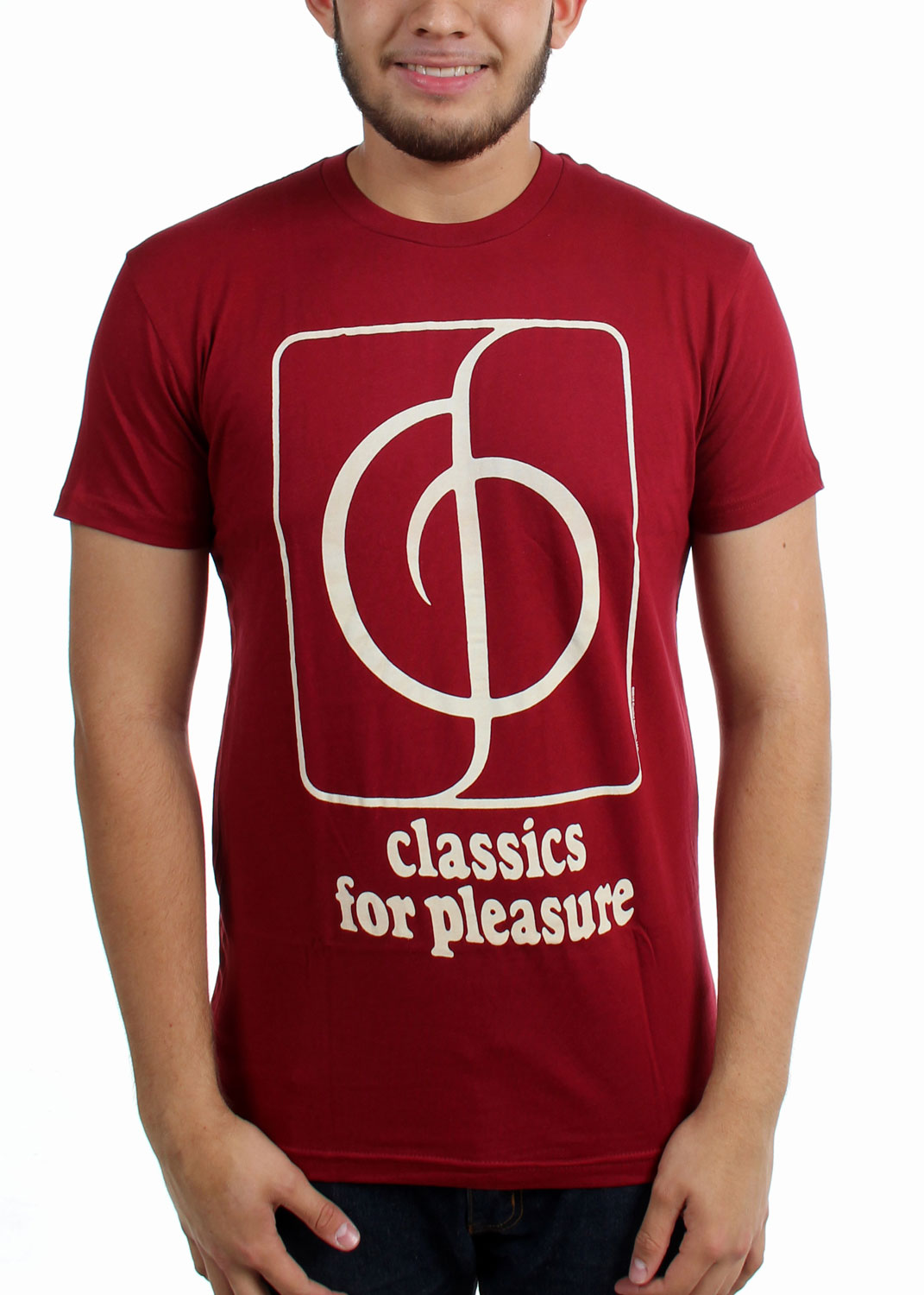 Image of Archives - Mens Classics For Pleasure T-Shirt