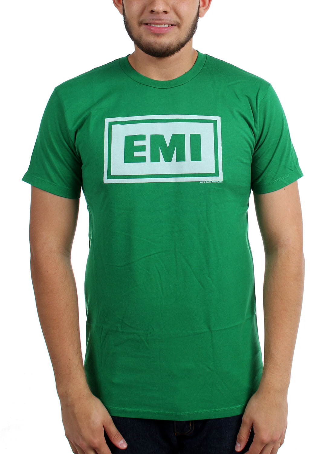 Image of Archives - Mens EMI T-Shirt