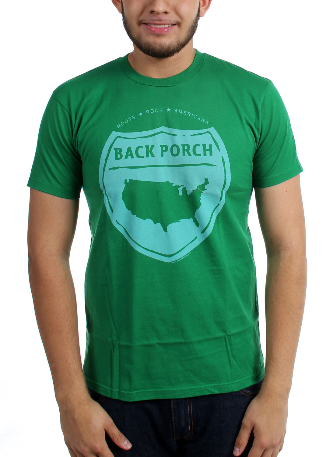 Image of Archives - Mens Back Porch T-Shirt