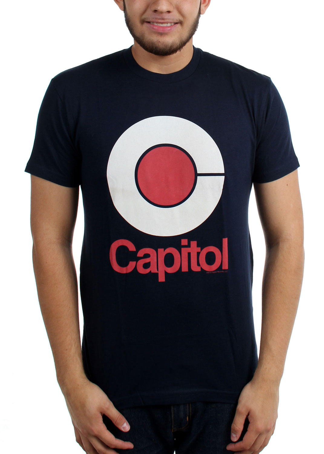 Image of Archives - Mens Capitol Mod 2 T-Shirt