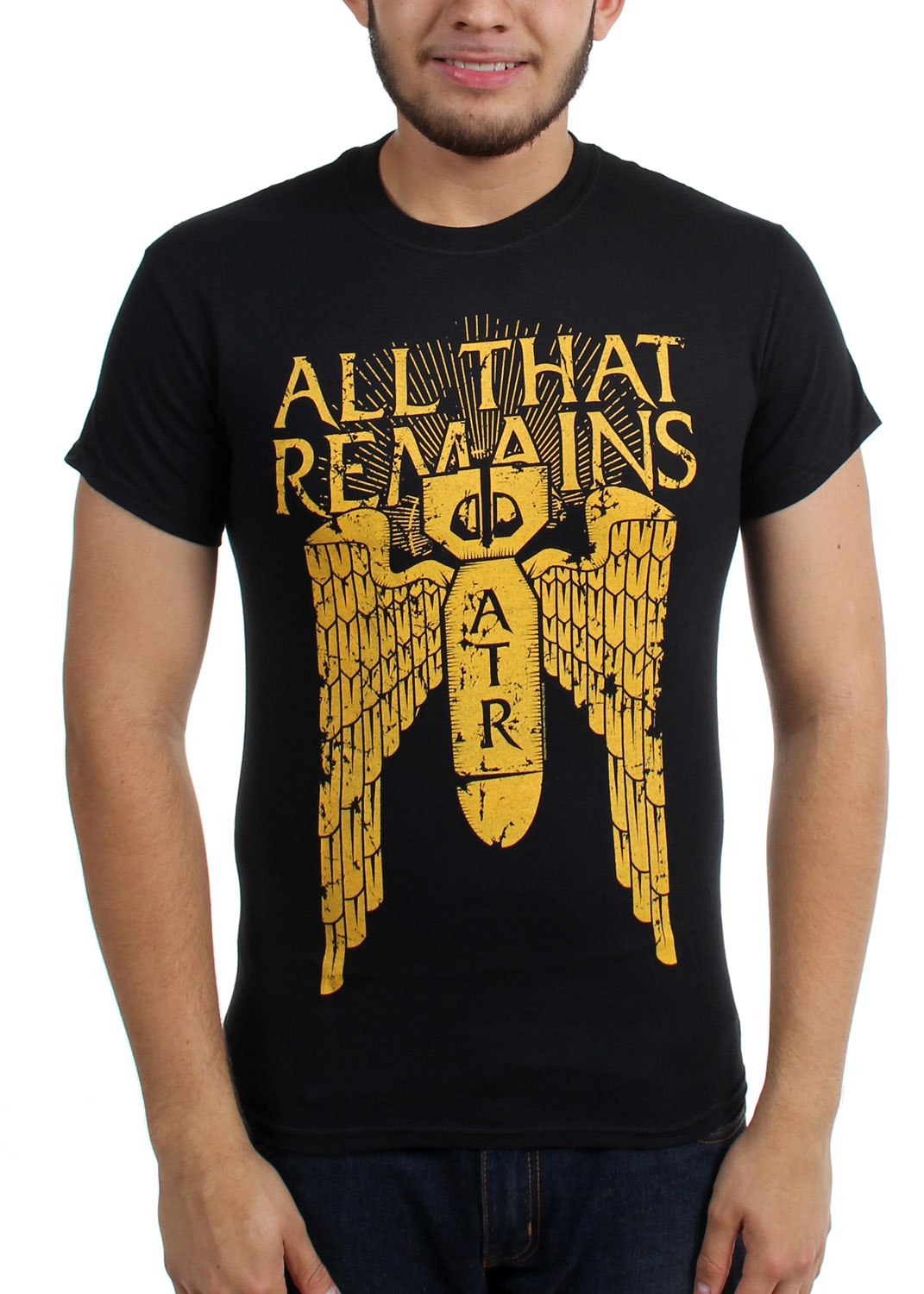 Image of All That Remains - Mens Bomb T-Shirt