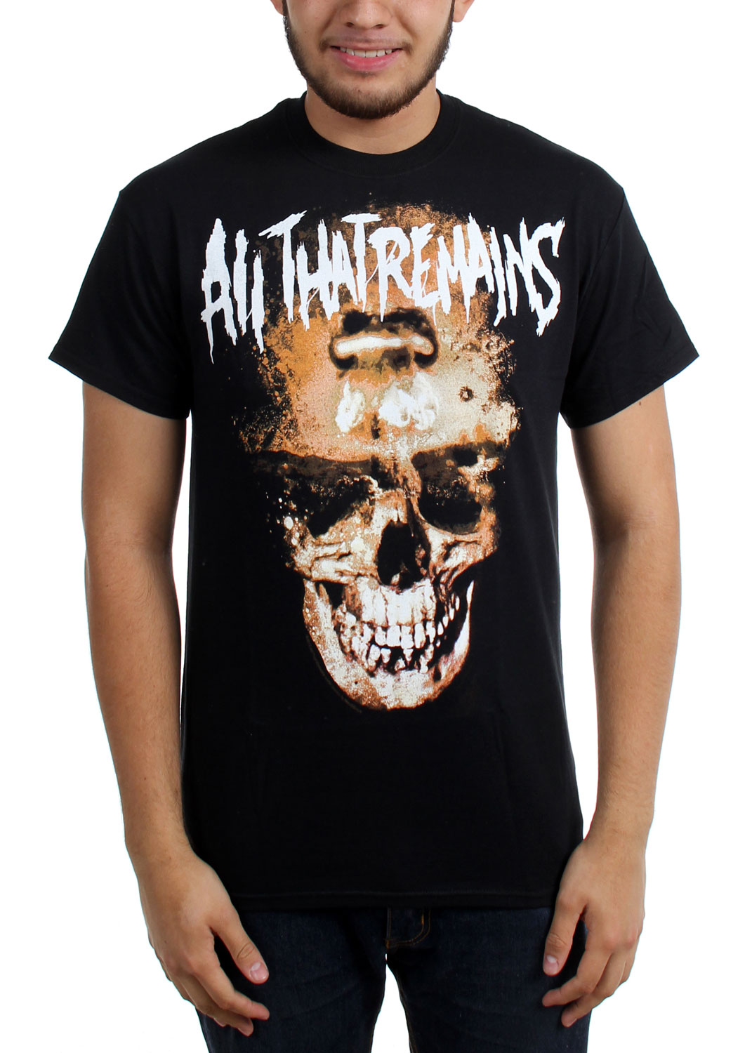 Image of All That Remains - Mens Nuclear Holocaust T-Shirt