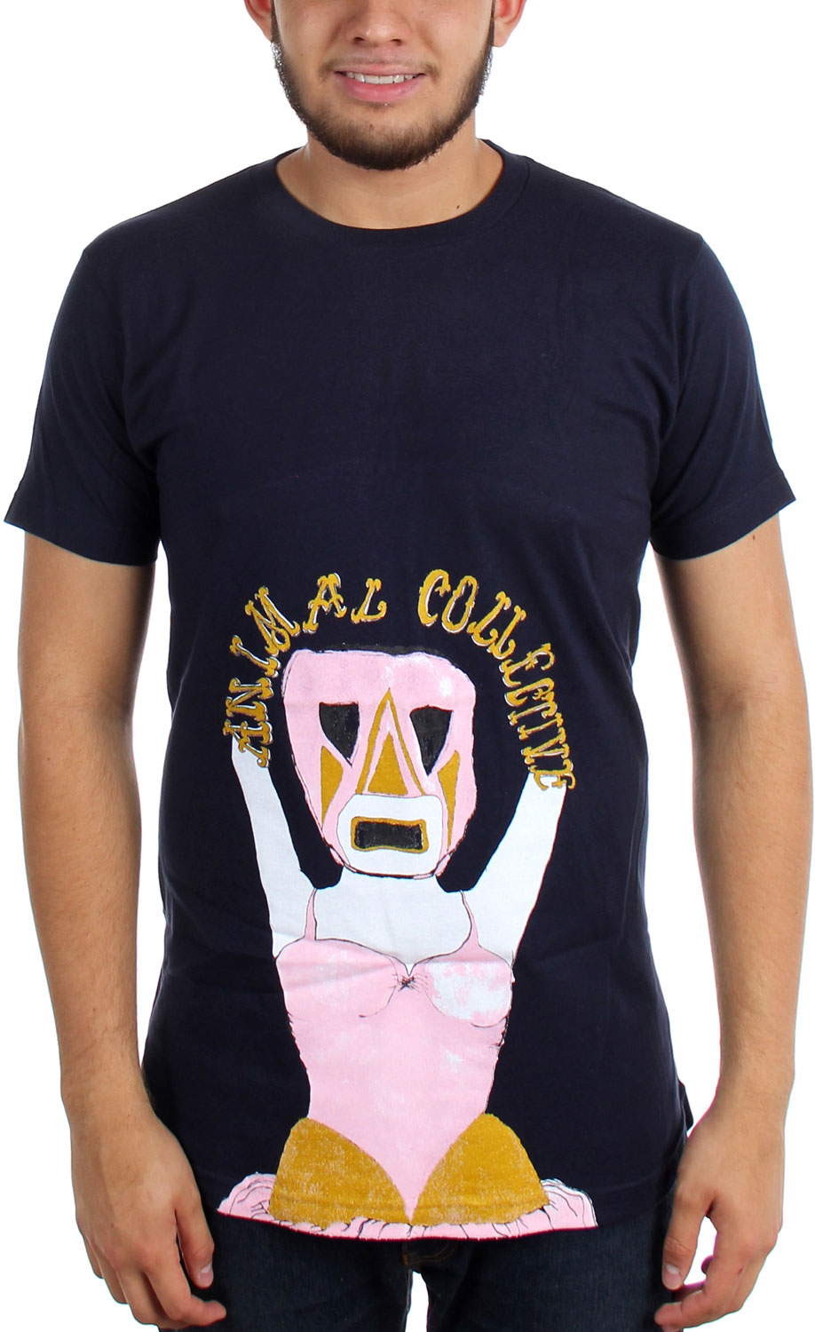 Image of Animal Collective - Mens Ballerina T-Shirt