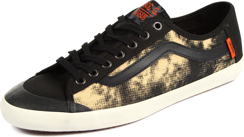 0c2331b3225cce Vans - Mens Happy Daze Shoes in (Dane G) Black Acid Wash