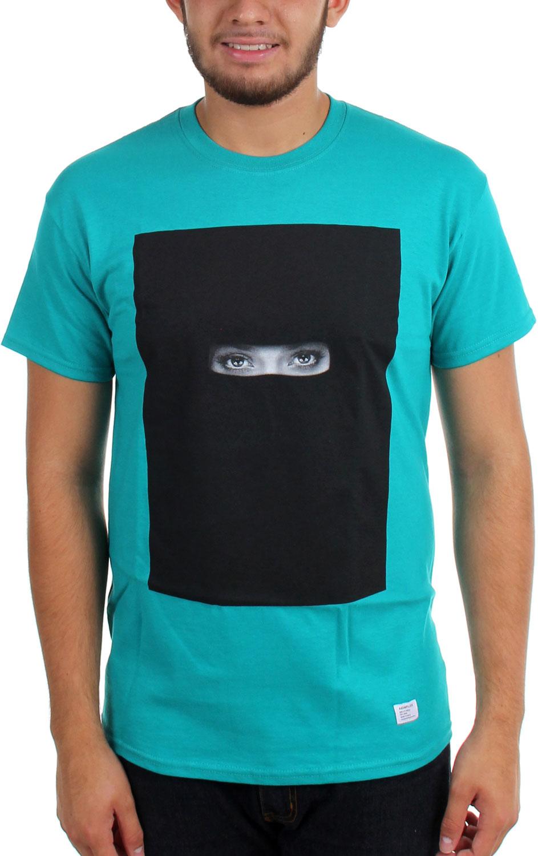Image of Akomplice - Mens Black Eyes T-Shirt