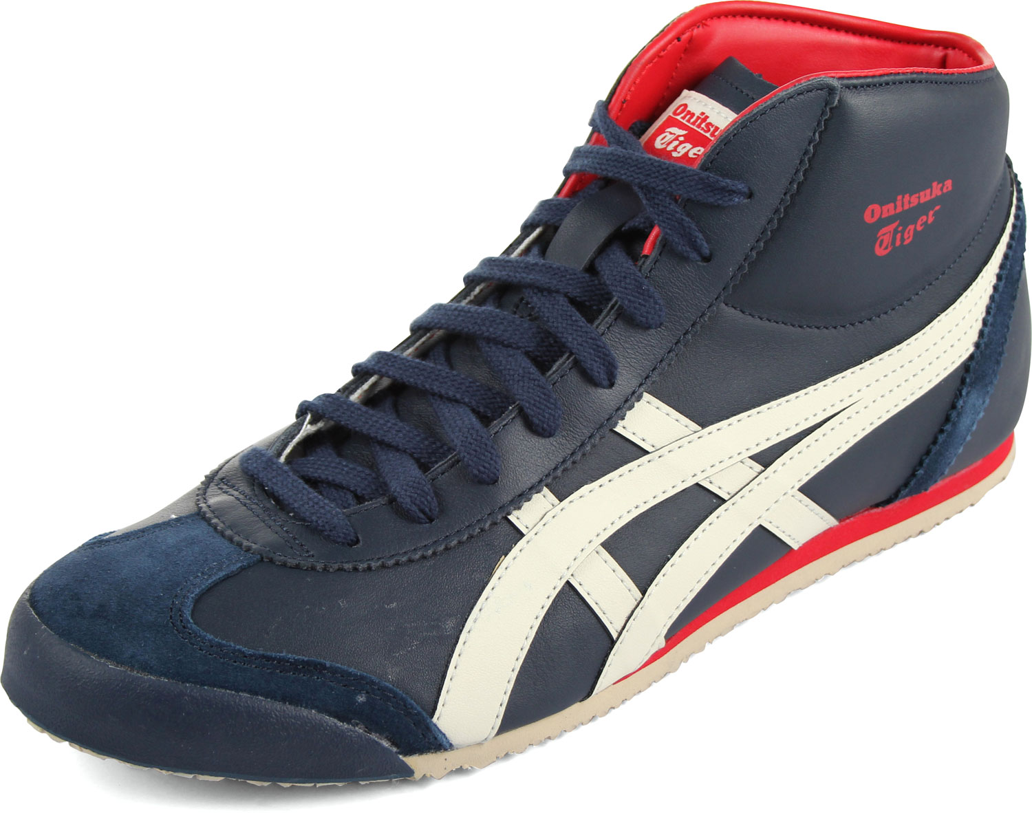 huge selection of 7419f 308da Asics - Mens Onitsuka Tiger Mexico Mid Runner Shoes