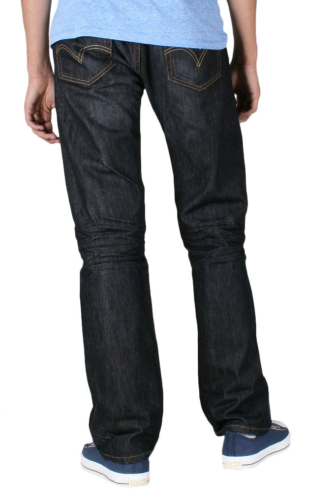 9236cd05 Levis® 501® - Iconic Black Jeans (00501-5808)