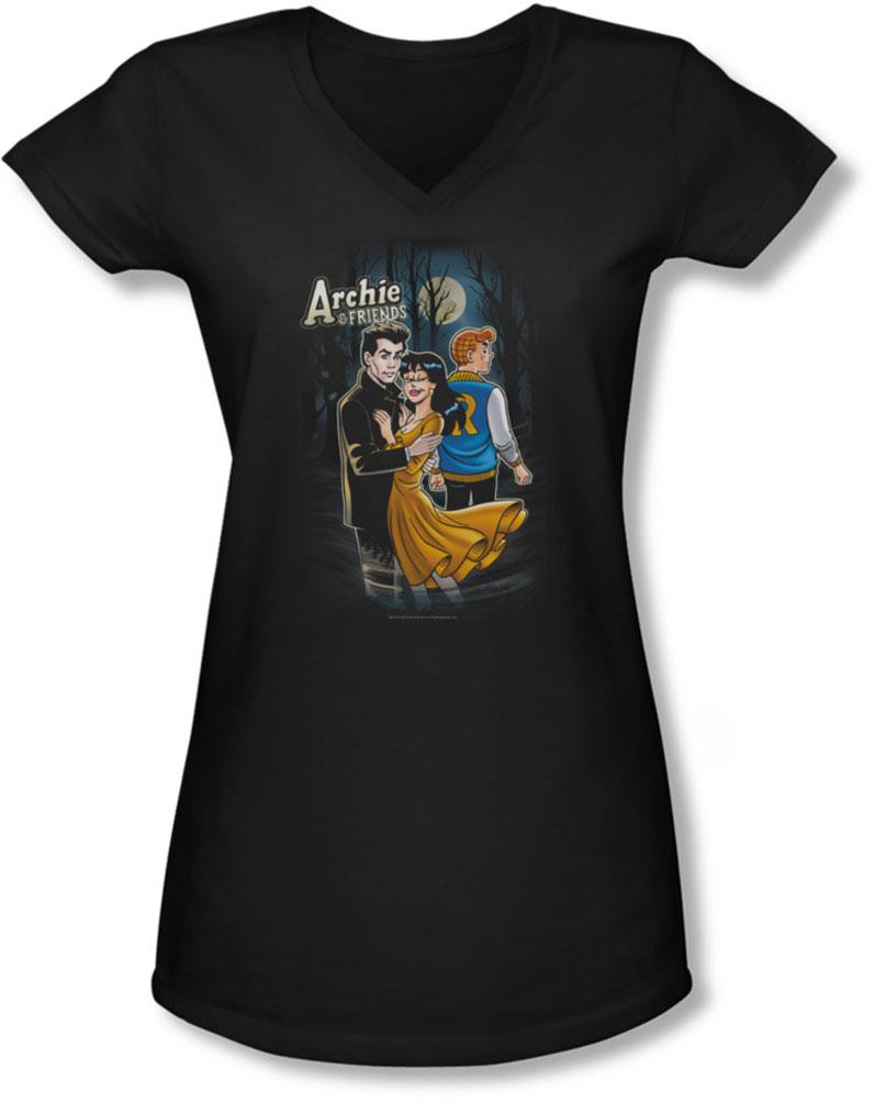 Image of Archie Comics - Juniors Cover #146 V-Neck T-Shirt