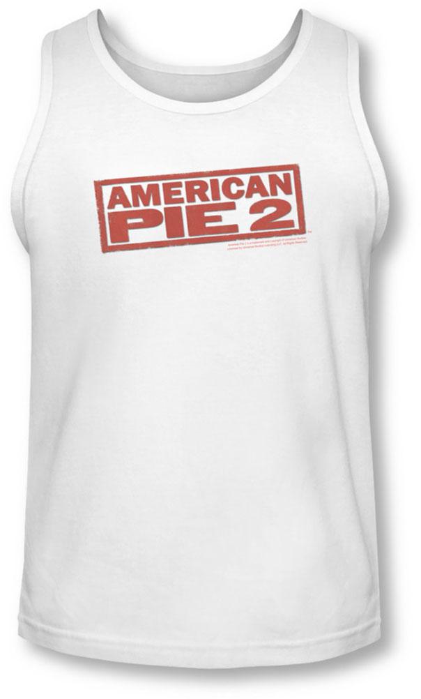 Image of American Pie 2 - Mens Logo Tank-Top