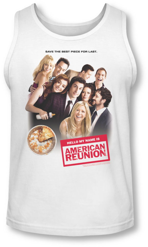 Image of American Reunion - Mens Poster Tank-Top
