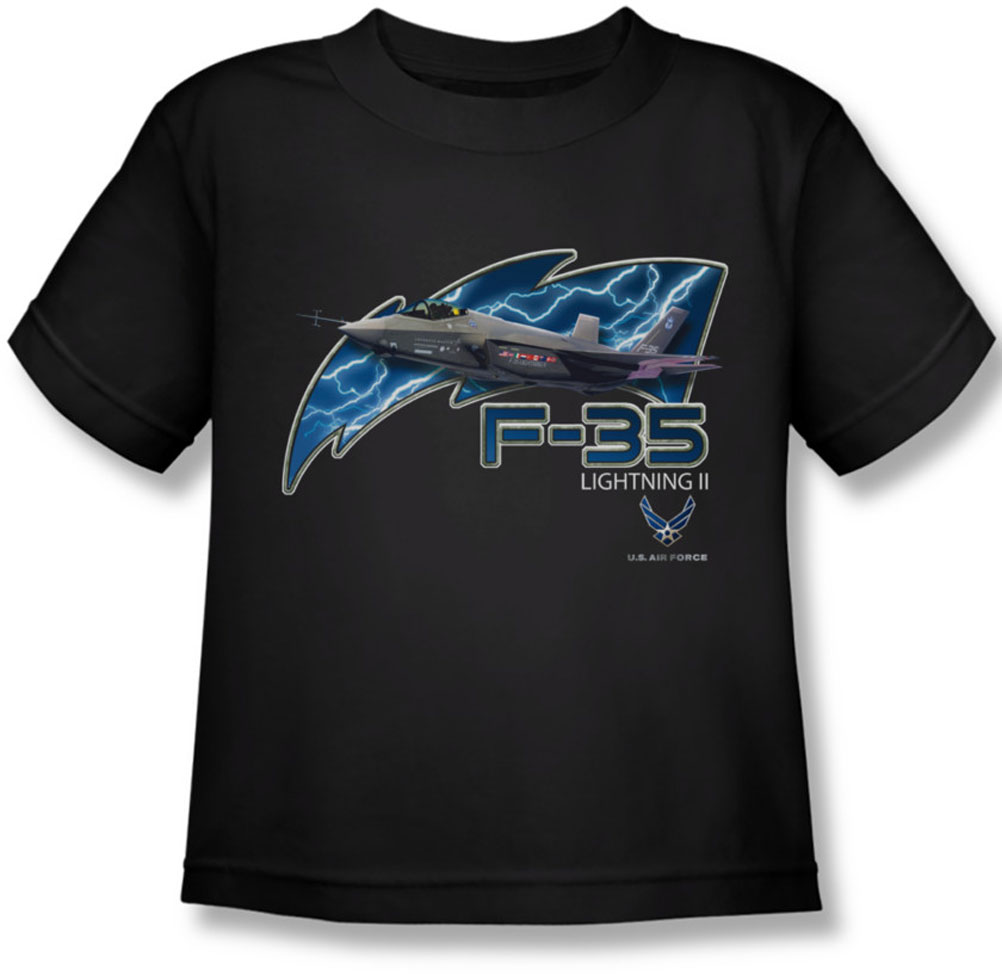 Image of Air Force - Juvy F35 T-Shirt