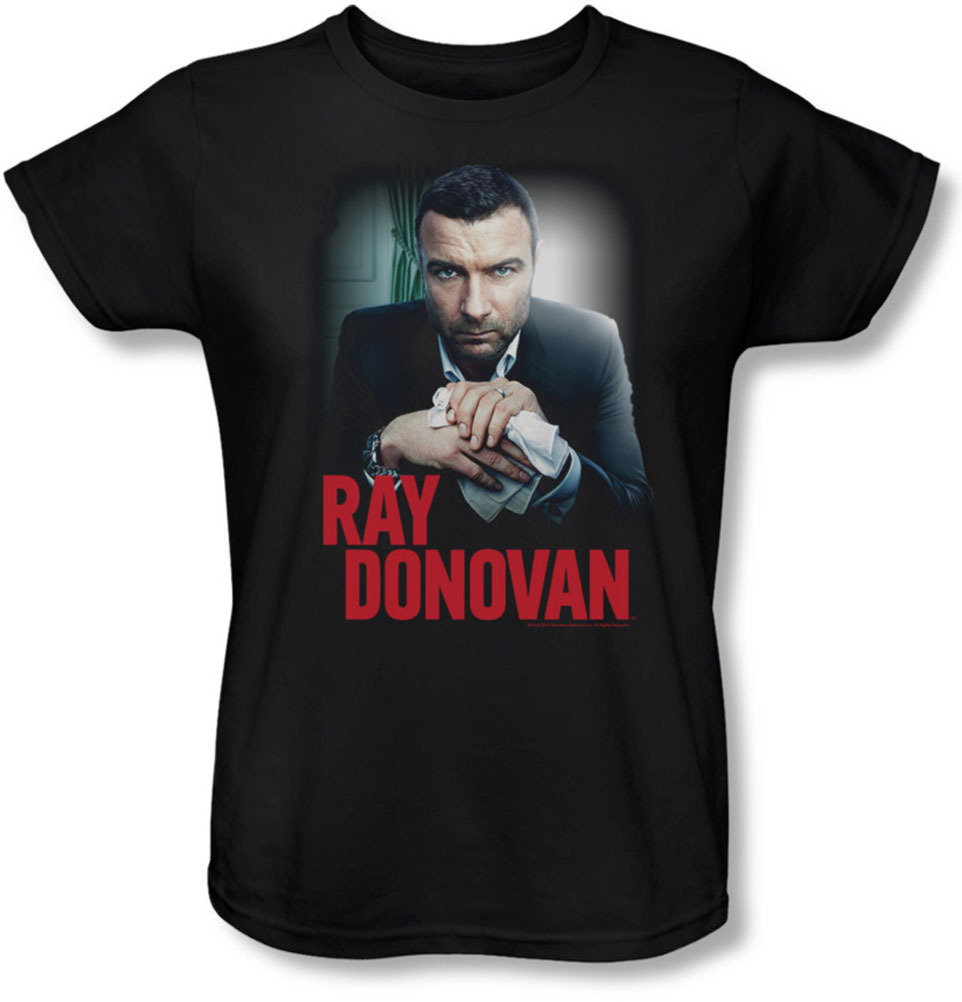 ray donovan womens clean hands t shirt