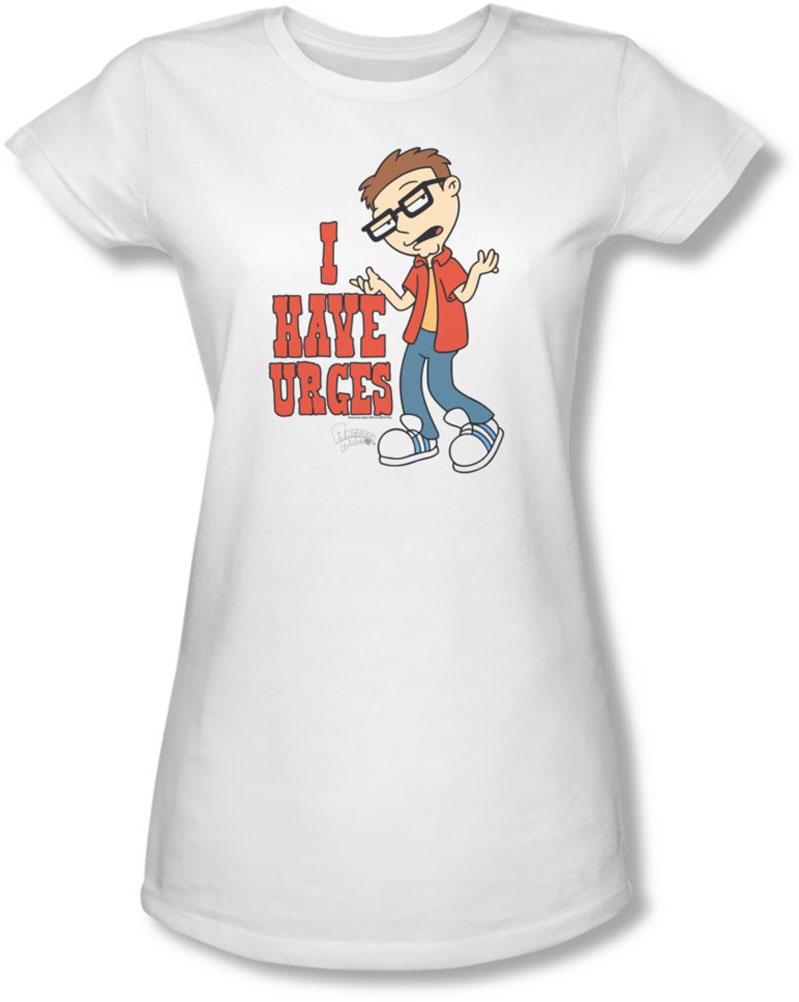 Image of American Dad - Juniors Urges Sheer T-Shirt