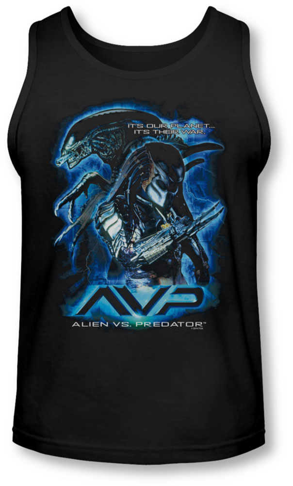 Image of Alein Vs Predator - Mens Their Way Tank-Top