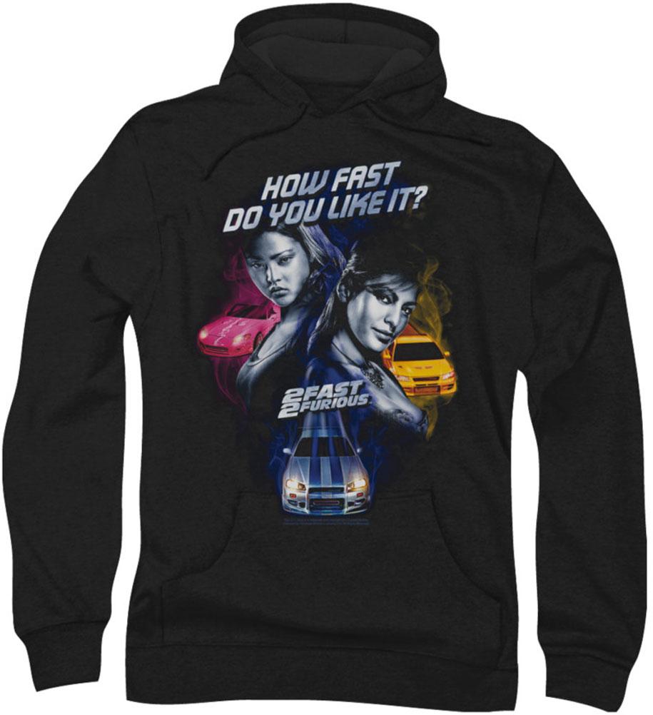 Image of 2 Fast 2 Furious - Mens Fast Women Hoodie