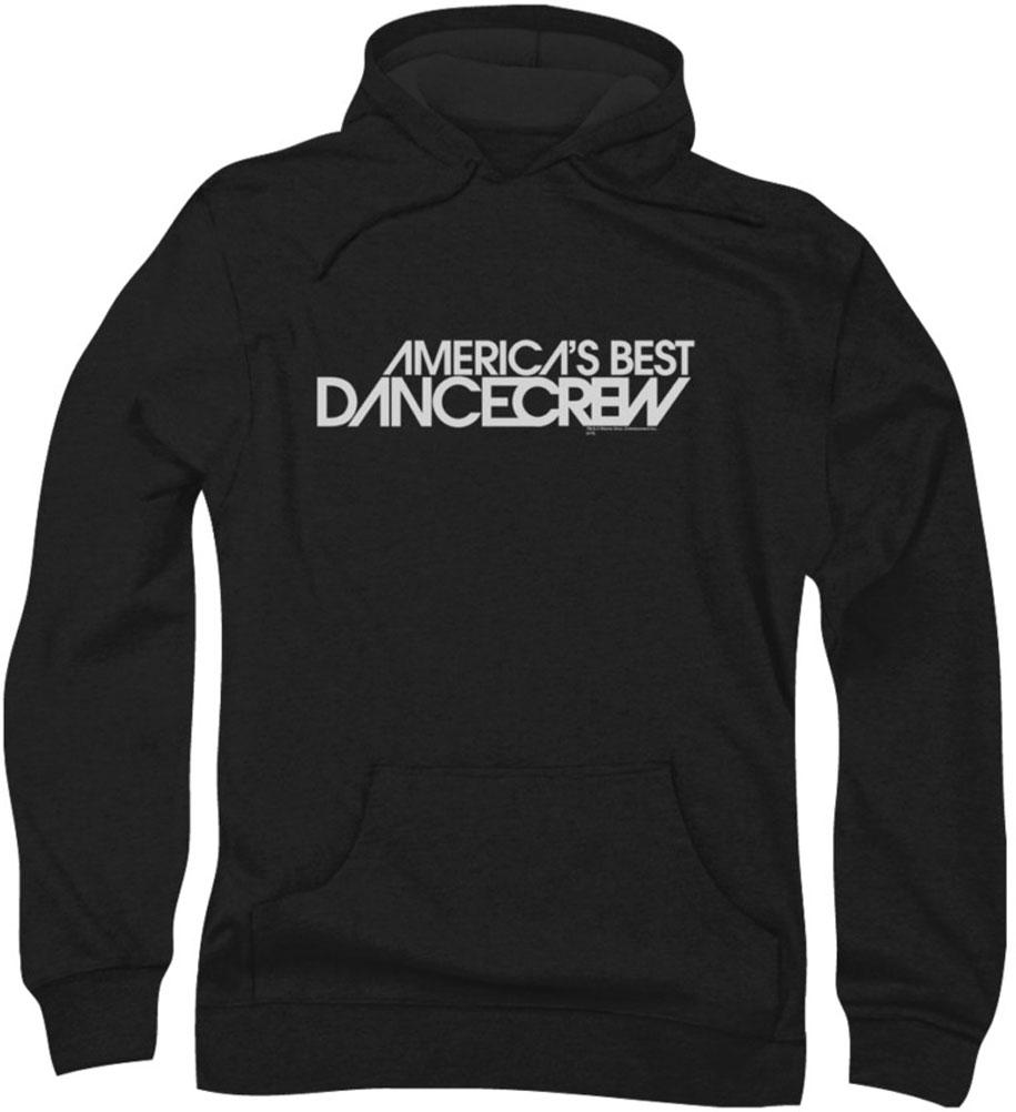 Image of Americas Best Dance Crew - Mens Dance Crew Logo Hoodie
