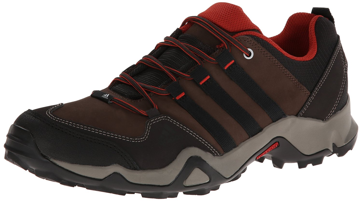Image of Adidas - Mens Brushwood Leather Hiking Shoes