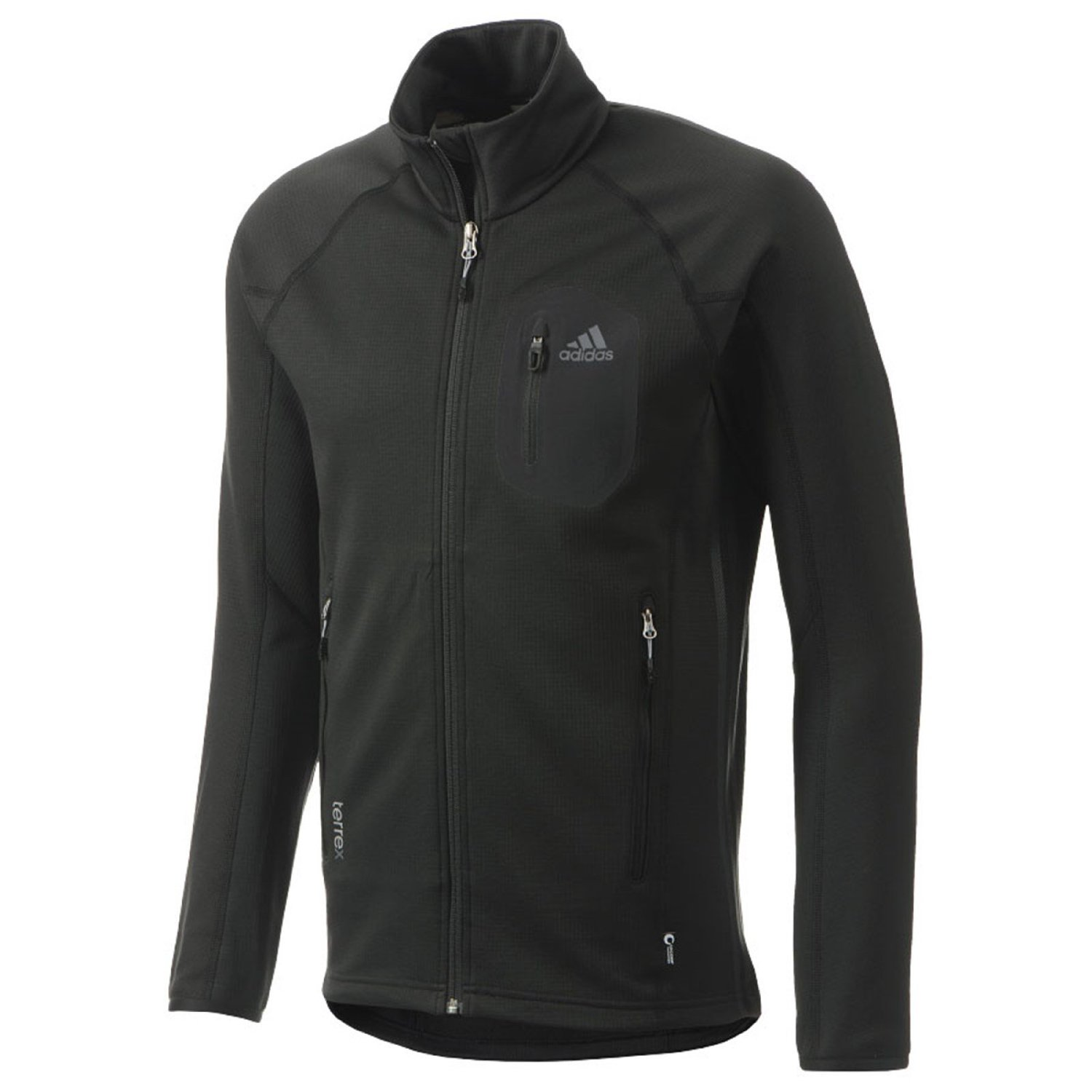 Image of Adidas - Mens Terrex Cocona Fleece Jacket