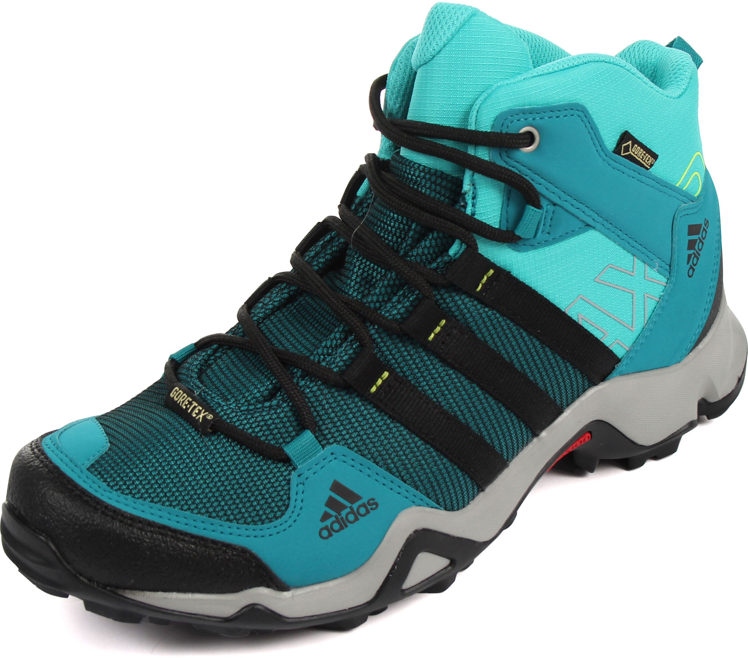 Image of Adidas - Womens AX 2 Mid GTX Hiking Shoes
