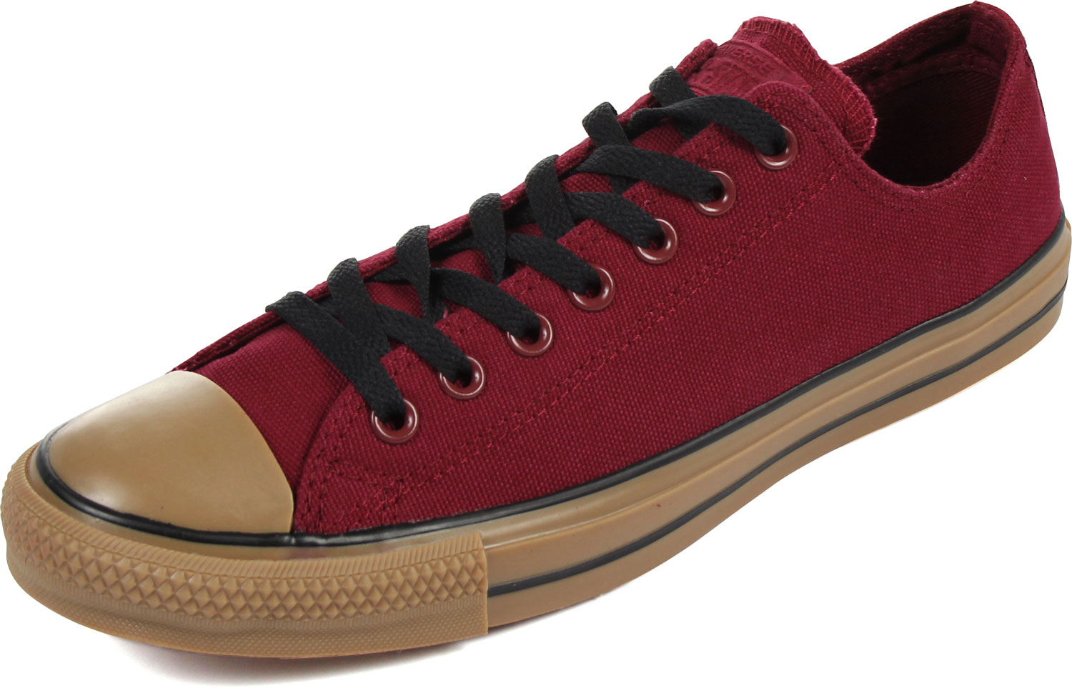 premium selection e4d59 1d5f4 Converse Chuck Taylor All Star Canvas Ox Shoes - Gum Bottoms
