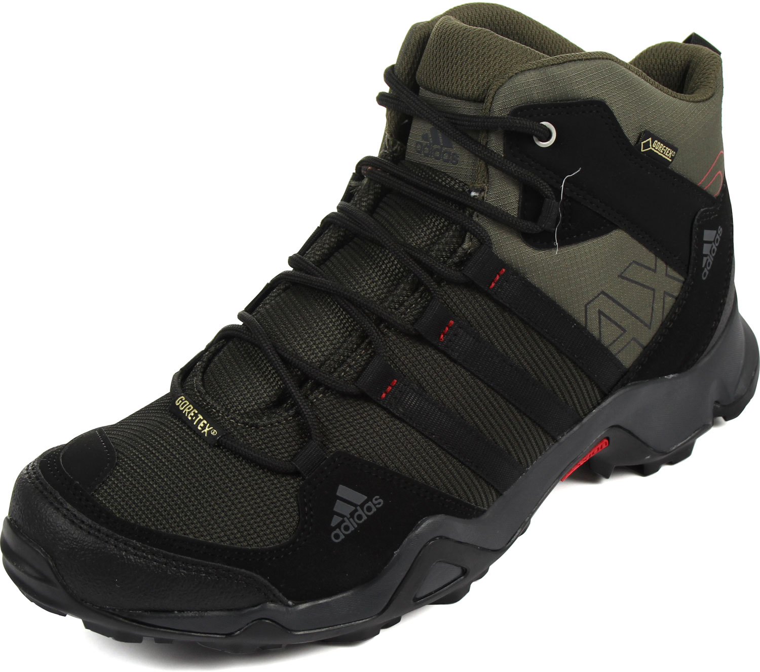 Image of Adidas - Mens AX 2 Mid GTX Hiking Shoes